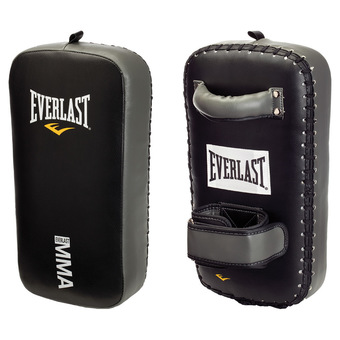 Everlast เป้าเตะ EVERLAST THAI PAD (BLACK)