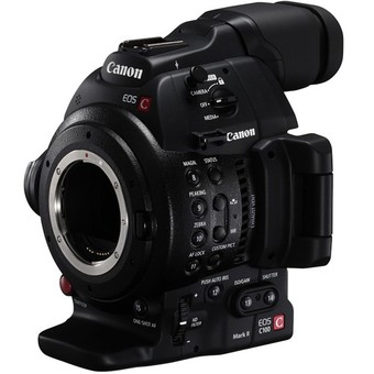 กล้อง Canon EOS C100 MK II Camera body EF Mount (Black)