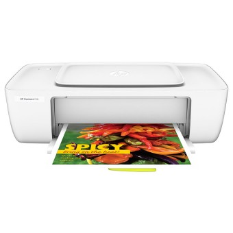 HP DeskJet Ink 1112 Printer (White)
