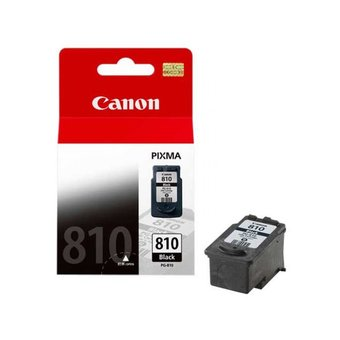 CANON INK CARTRIDGE PG-810 BK สีดำ