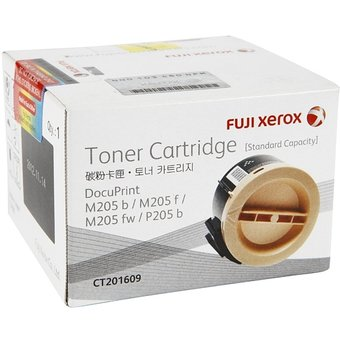 Fuji Xerox Toner CT201609 (Black) FOR DocuPrint P205 b/ P215b / M205 b / M205 f / M205 fw / M215 b / M215 fw