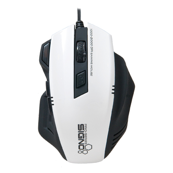 Signo Gaming Mouse รุ่น GM-989W (White)