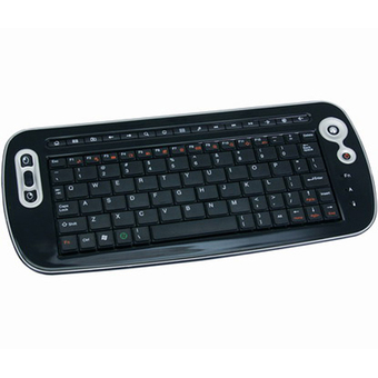 Macnus 2.4GHz Wireless Trackball Keyboard S-KW256S