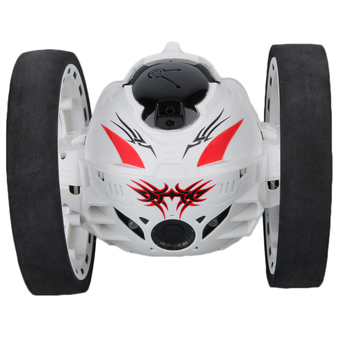 Allwin Jumping Sumo RC Car Bounce Car Robot Toy Flexible Wheels Remote Robot Cars - Intl