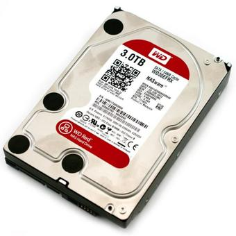 WD HD 3.0TB 7200RPM WESTERN SATA-III 64MB WD30EFRX(RED)