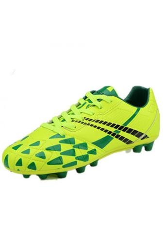 LBW Men Head Soccer Shoes Take the Air(green) - Intl