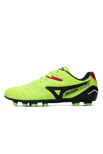 Men's Football Boots Sports Running Cleats Outdoor Soccer Boots For Boys (Green) (Intl)