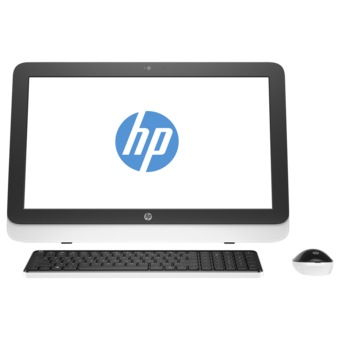 "HP All-in-One - 22-3012l 21.5"" Intel Core i5-4460T 4GB"