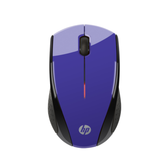 HP X3000 Purple Wireless Mouse