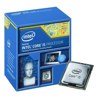 Intel Core i5 (Socket 1150) 3.2Ghz i5-4460 (4/4,6 MB)(BX80646I54460)