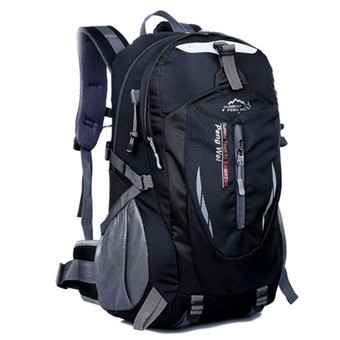 35L Outdoor Backpack for Hiking - Camping (Black) (Intl)