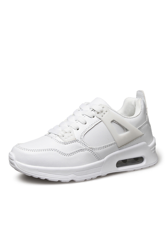ZHAIZUBULUO Women Air Running Sneakers Shoes ZSXY-697 White (Intl)
