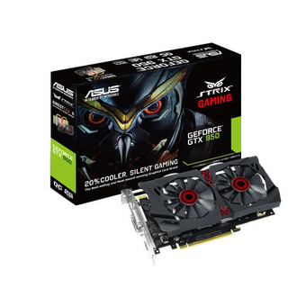 ASUS VGA - Video Graphics Array NVIDIA (PCI-E) (STRIX GTX950 DC2OC 2GD5 128 BI)
