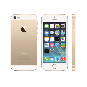 REFURBISHED Apple iPhone5S 16 GB (Gold)