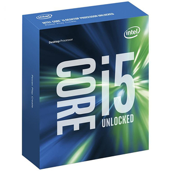 INTEL Central Processing Unit INTEL 1151 6500
