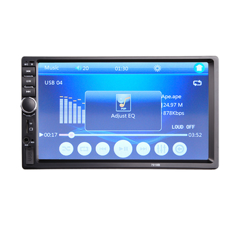 "2DIN 7"" HD In Dash Car TouchScreen Bluetooth Stereo MP3 MP5 (Intl)"