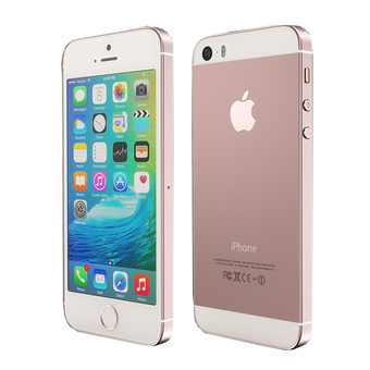 REFURBISHED Apple iPhone5S 4G LTE 16GB (Rose Gold) Free TemperGlass