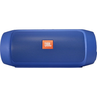 JBL Charge 2+ Portable Stereo Speaker (Blue)