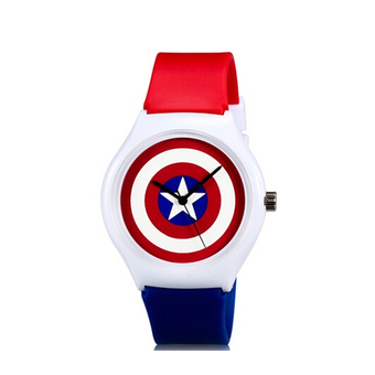 Kid's Student's Fashionable Star Pattern Watch (Intl)