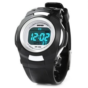 Skmei 1094 Children 5ATM Water Resistant Digital Watch for Boys Girls Student (Intl)