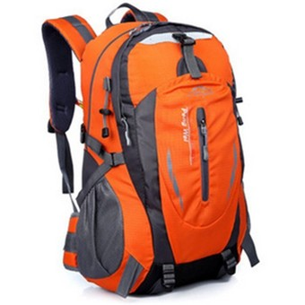 35L Outdoor Backpack for Hiking & Camping (Orange) (Intl)