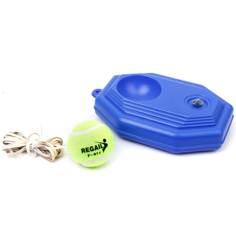 Tennis Ball Trainer Set with Long Elastic Rubber Band