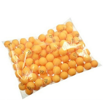 3-Star 40mm Olympic Table Tennis Balls Ping Pong balls Orange (Intl)