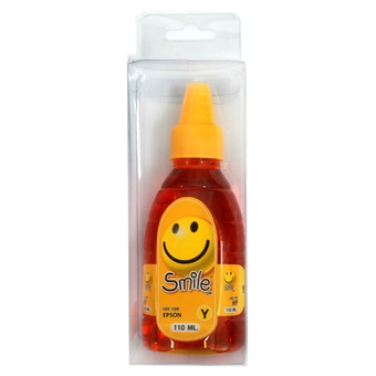 SMILE BULK FOR EPSON Y 110 ML.