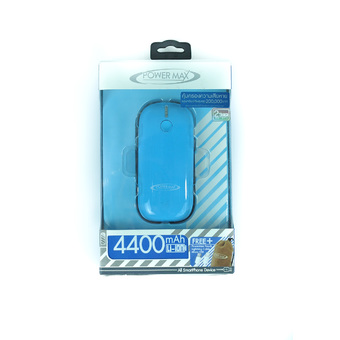 POWER MAX Booster PB4400 - Blue