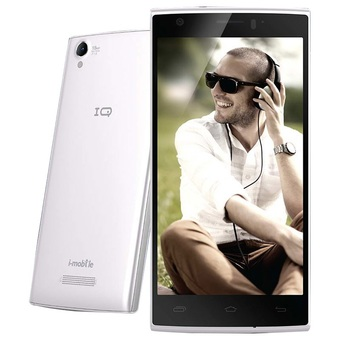i-mobile IQ X LEON 4G 16GB (White)