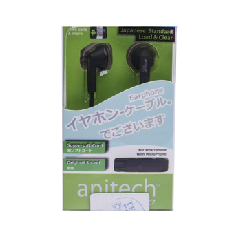 Anitech Earphone Model EP20