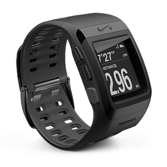 Nike Sport Watch GPS original box - Black