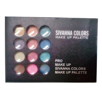SIVANNA COLOR MAKE UP PALATTE No.2