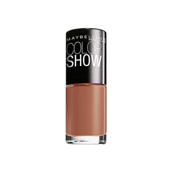 Maybelline Color Show Nail น้ำยาทาเล็บ (สี 501 Silk Stockings)