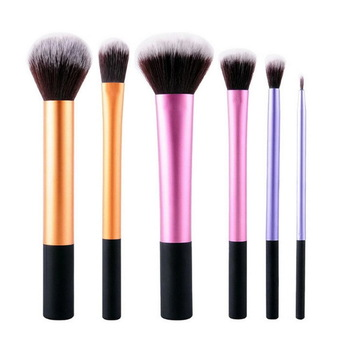 Luxury Brush Set 6 pcs