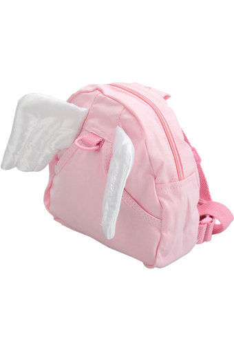 niceEshop Pink Safety Angel Wings Backpack Harness for Toddler Kids