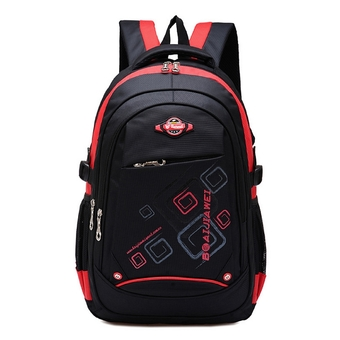 Children Waterproof School Bookbag Travel Hiking Backpack Shoulder Bag Blue (Intl) ร้านค้าดี ราคาถูกสุด - RanCaDee.com