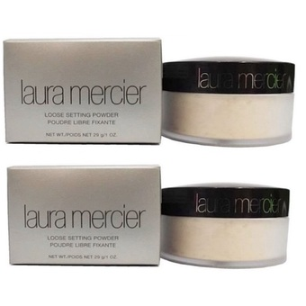Laura Mercier Loose Setting Powder # Translucent (29g x 2 กระปุก)