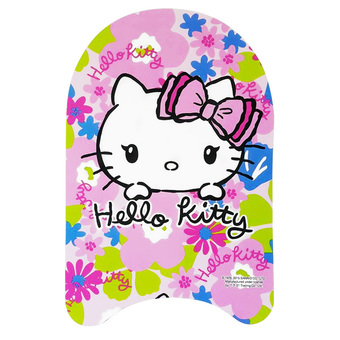 Hello Kitty Sports Swim Kickboard ลาย Floral