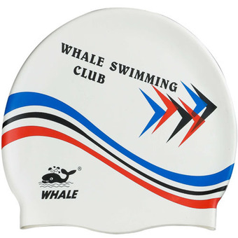2016 New whale Brand Repeated Swimming Cap (Intl)