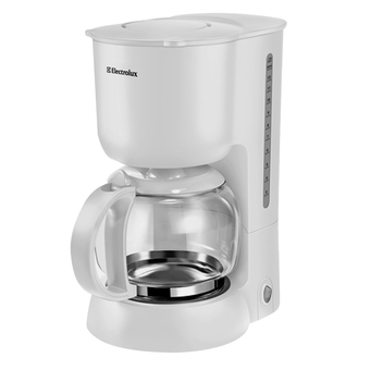 ELECTROLUX ECM1303W COFFEE MAKER - White