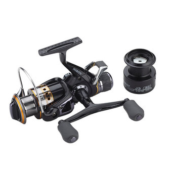SWAGG J3FR3000 9+1BB Metal Head Spinning Fishing Reel Black