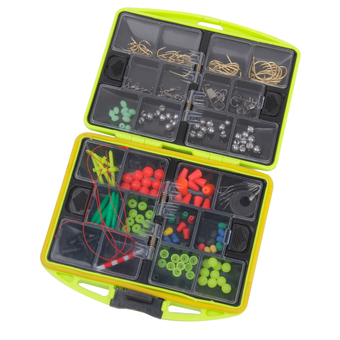 24 Pocket Sized Slot Fishing Lure Accessories
