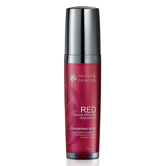 ORIENTAL PRINCESS เซรั่มเข้มข้น RED Natural Whitening Phenomenon Concentrated Serum 30 ml.
