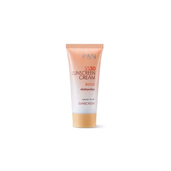 Pan SS30 Sunscreen Cream - 35 g.(Beige)