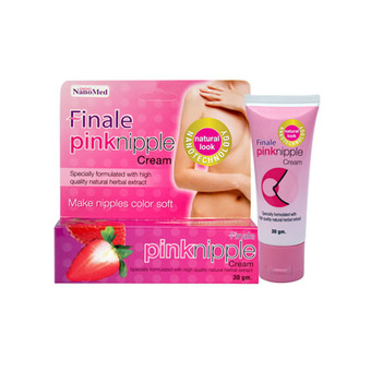 Nanomed Finale Pinknipple Cream - 30 g.