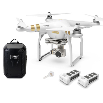 DJI Phantom 3 Professional with ExtraBattery and Special GiftSet for Lazada Online Festival