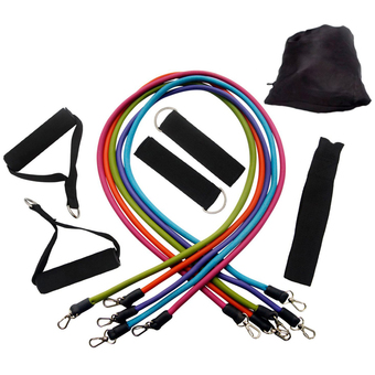 Black Mountain Products Ultimate Resistance Band Set with Starter Guide - Intl
