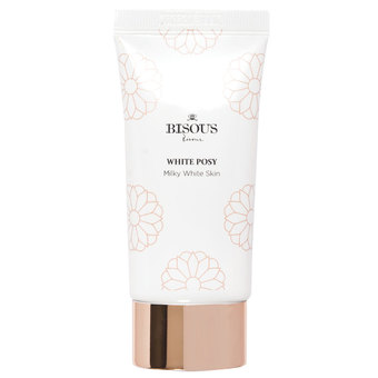 Bisous Bisous White Posy Milky White Skin (Face) (Clear)