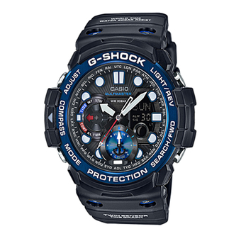Casio G-Shock GN-1000B-1A Black (Intl)